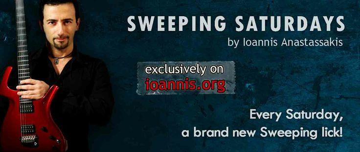Sweeping Saturday