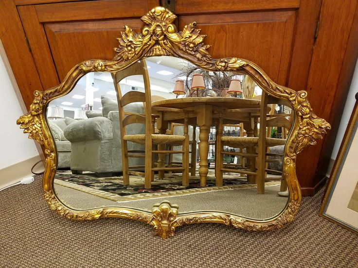 decorative gold mirrors. This vintage gold mirror with decorative rose center is only  75 Gold Mirrors 22 best images on Pinterest mirrors Bronze