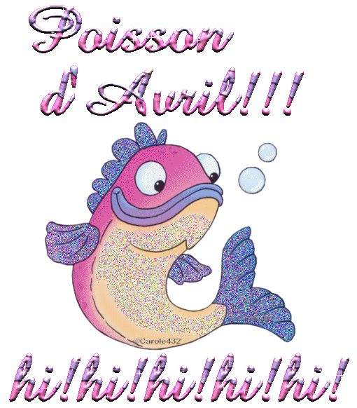 blague poisson d'avril