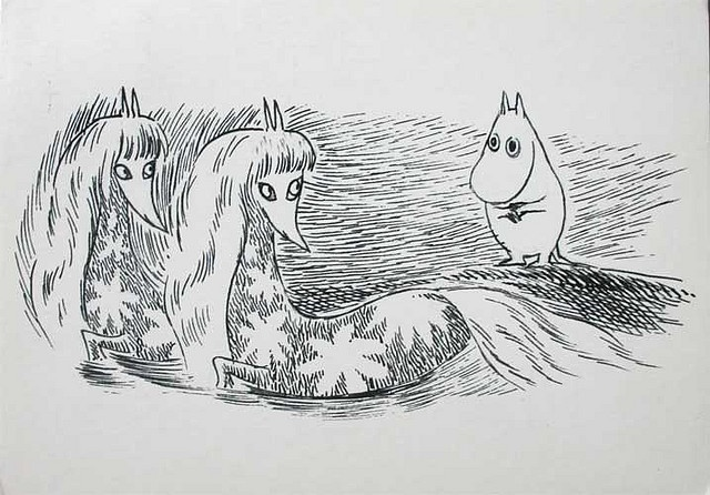 Never forget Moomin. <3