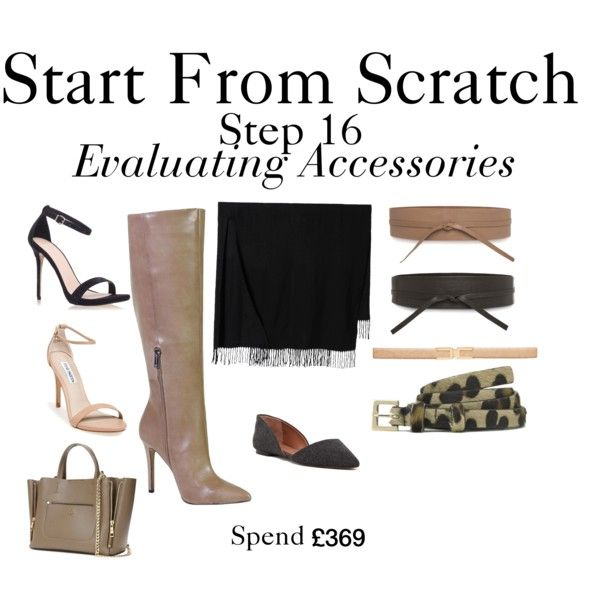 Start From Scratch - Step 16 - Acessories by charlotte-mcfarlane on Polyvore featuring Jessica Simpson, Steve Madden, Carvela, Vince Camuto, Ann Taylor, Uniqlo, French Connection, MANGO and Forever New