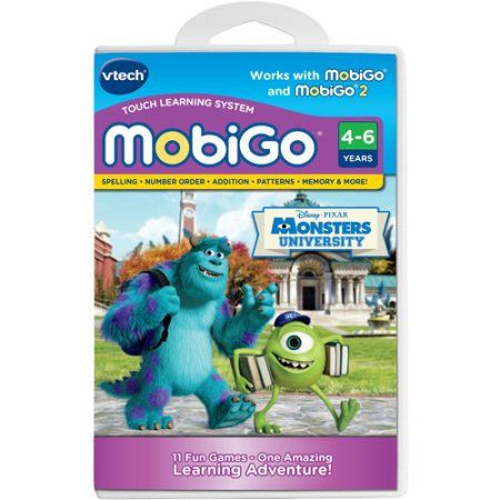 VTech MobiGo Software Monsters University