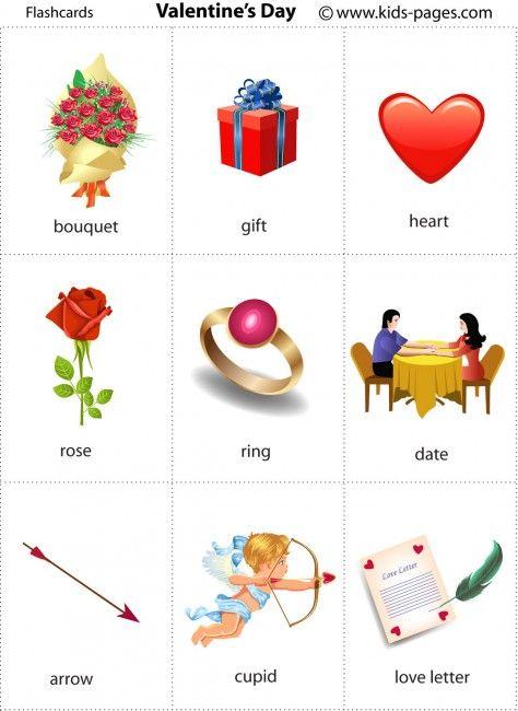 Kids Pages - Valentine's Day