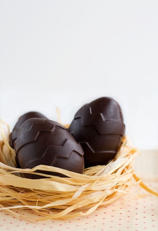 Huevos kinder. Huevos de Pascua