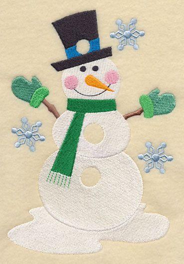 Button Snowman 2 (Add Buttons) - H9287