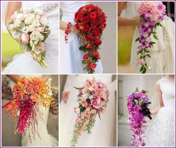 Rodzaje Bukietow Slubnych Dla Panny Mlodej Wskazowki Dotyczace Wyboru Zdjecie Wedding Bouquets Wedding Preparation Advice For Bride