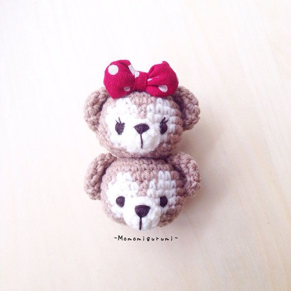 Crochet tako duffy et shelliemay