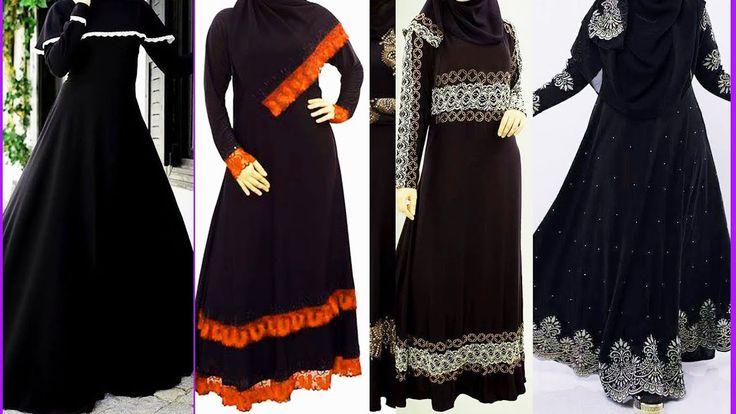 Abaya online Austrialia | Modern abaya online | Plain black abaya | Abay...