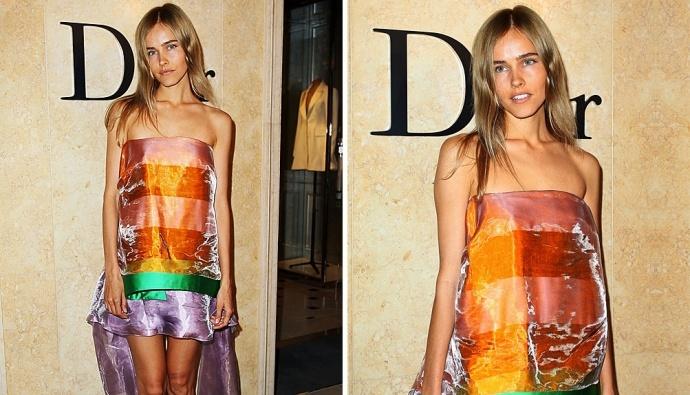 Платья из дебютной коллекции Рафа Симонса для Dior мы уже не раз видели на красных ковровых дорожках. Сегодня на мероприятии по случаю открытия бутика Dior в Сиднее в платье модного дома появилась и актриса Изабель Лукас
