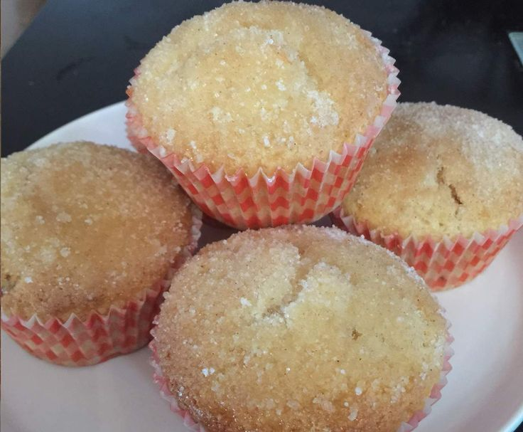 Recipe Jam Doughnut Muffins by Mishy3 - Recipe of category Baking - sweet