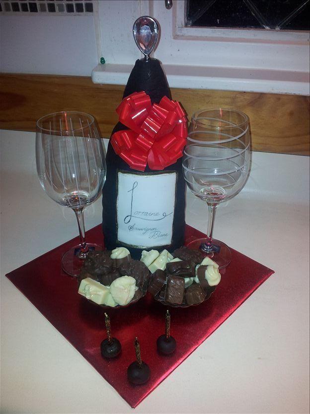 Wine and Chocolates