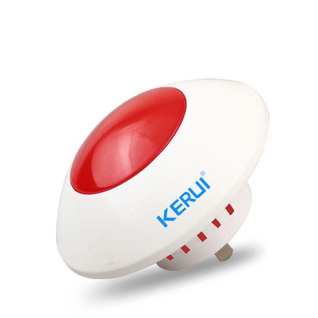 $18.00 (Buy here: https://alitems.com/g/1e8d114494ebda23ff8b16525dc3e8/?i=5&ulp=https%3A%2F%2Fwww.aliexpress.com%2Fitem%2FWireless-Flashing-Indoor-Flash-Siren-Trobe-Siren-for-KERUI-Alarm-system-Alarm-Siren-Burglar-Siren%2F32681485549.html ) Wireless Flashing Indoor Flash Siren Trobe Siren for KERUI Alarm system Alarm Siren Burglar Siren for just $18.00