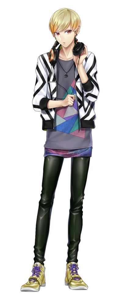 514 best blonde girl boy anime images on pinterest - Anime gamer boy ...