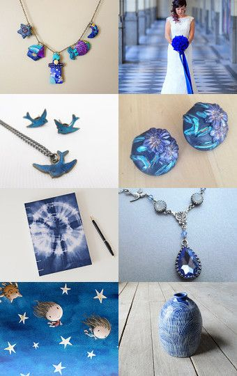 the milky way by greylittlemouse on Etsy--Pinned with TreasuryPin.com