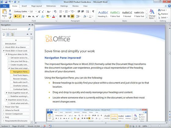 free download of microsoft office word 2010 full version