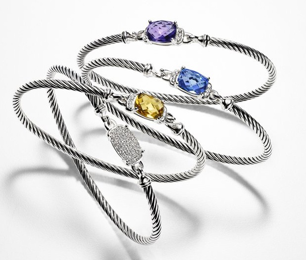 Perfectly Stackable And Eminently Collectible, Wheaton® Bracelets Make  Perfect Valentineu0027s Gifts.