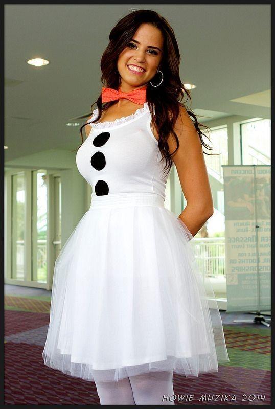 Frozen on Pinterest | Olaf Costume, Olaf Tutu and Diy Olaf Costume                                                                                                                                                                                 More