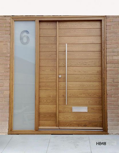 door doors oak modern front doors modern entrance doors