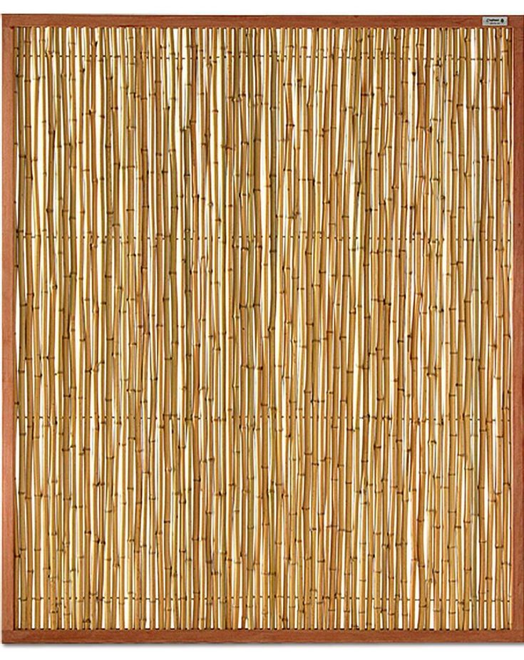 Bambus Sichtschutz Elemente Zaunelement 150 x 180 cm