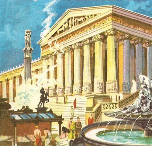 Seven Wonders of the World   Britannica.com