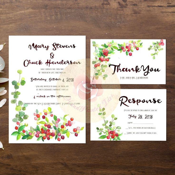 8 best Wedding Invitation Printable images on Pinterest | Free ...