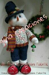 Muñeco de nieve goyito