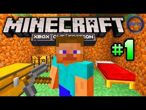 "http://minecraftstream.com/minecraft-gameplay/minecraft-xbox-one-gameplay-part-1-the-basics-xbox-one-minecraft-ps4-minecraft/ - Minecraft XBOX ONE gameplay Part 1 - ""THE BASICS!"" - (Xbox One Minecraft / PS4 Minecraft)  Minecraft XBOX ONE gameplay Part 1 – Hit ""LIKE""! 😀 Want more Minecraft XBOX ONE gameplay? ● Minecraft Part #2 – http://youtu.be/nSX4-Mj-wUs ● Minecraft PS4 Part #1 – http://youtu.be/V4E6MH2So5s Minecraft Xbox One has been r"