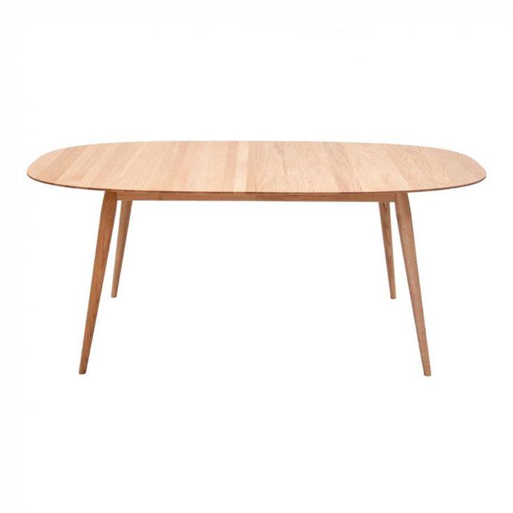 PLAYdinner Lamé Curve Massivt trä Matbord | BruunMunch | Länna Möbler | Handla online
