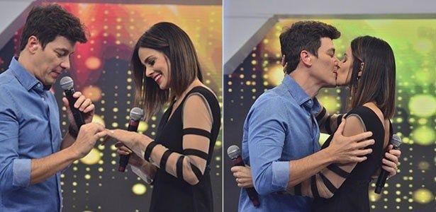 """Rodrigo Faro renova votos de casamento com Vera Viel no """"Hora do Faro"""" #Casamento, #M, #Novo, #Programa, #Record http://popzone.tv/2016/06/rodrigo-faro-renova-votos-de-casamento-com-vera-viel-no-hora-do-faro.html"""