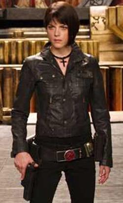 Liz Sherman's uniform in Hellboy 2