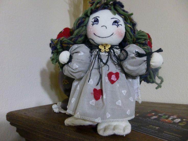 Piccolo angelo Amy, by I sogni nel cassetto, 15,00 € su misshobby.com
