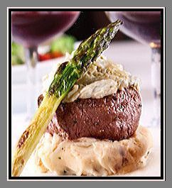Recipe Spy: Fleming's Steakhouse: Filet Oscar Recipe