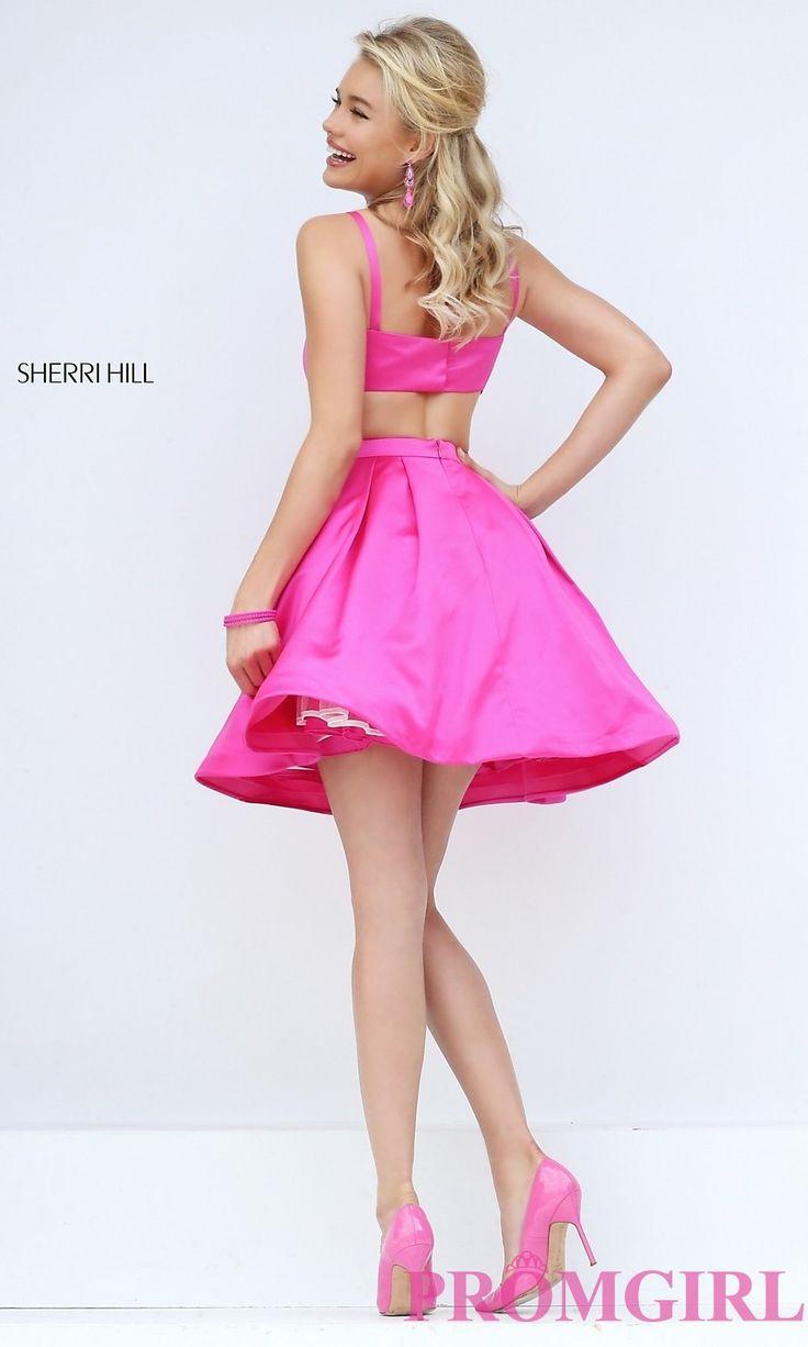 94 mejores imágenes de Sherri Hill 3 en Pinterest | Vestidos de ...