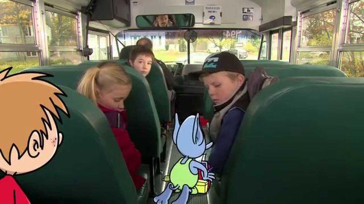 Capsule 2: À bord de l'autobus scolaire