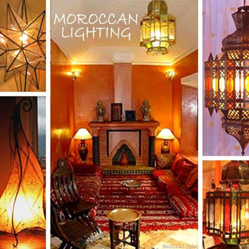 Moroccan Home Decor Ideas: Bohemian Furniture, Indian Decoration And Metal