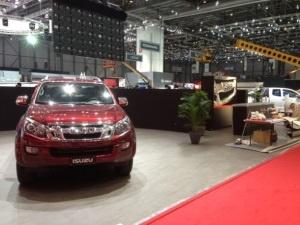 ISUZU, 83rd International Motor Show, March 2013 Geneva