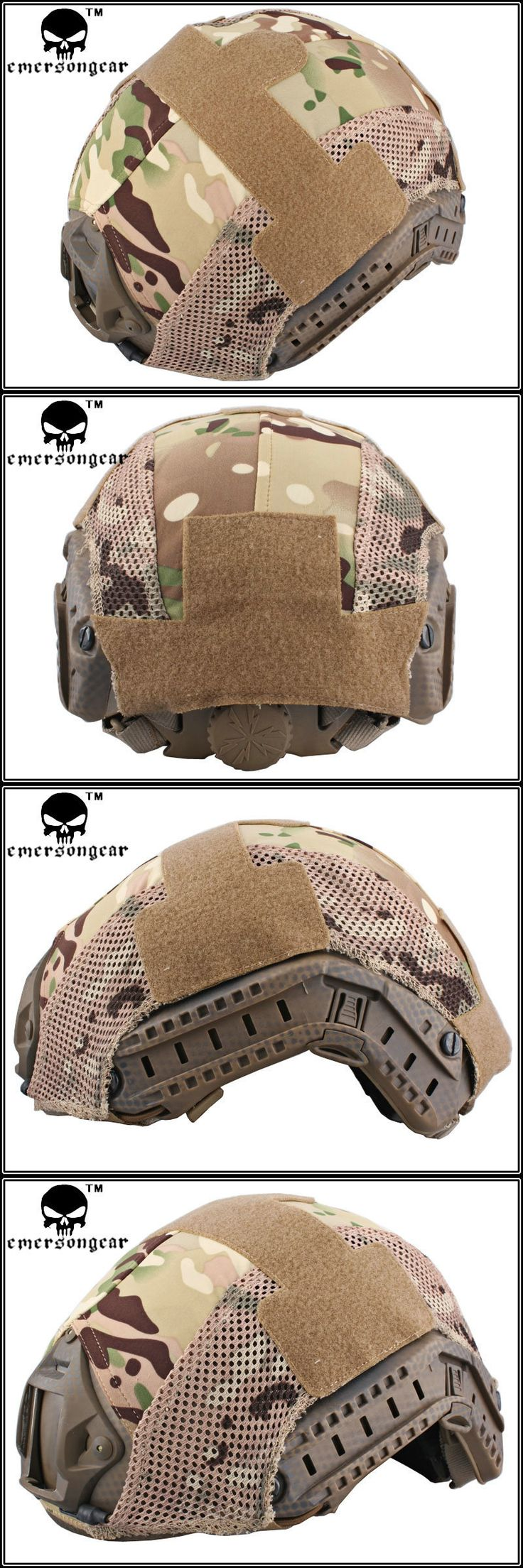 EMERSON motorcycle helmet cover FAST tactical version of the helmet cloth / MC helmet cover