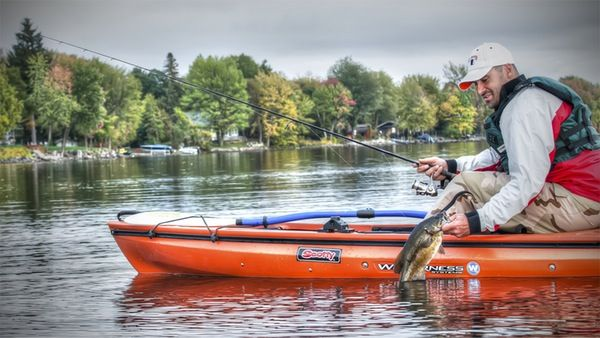 6 reasons to consider kayak fishing for Canoe vs kayak fishing
