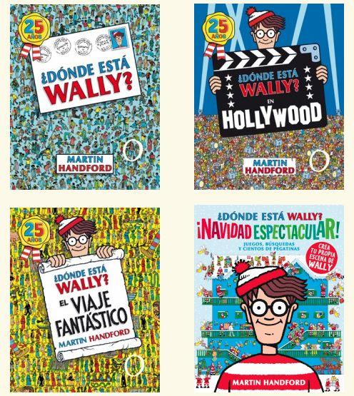 """""""¿Dónde está Wally?"""" - Martin Handford (Ediciones B)"""