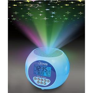 Star Projector Alarm Clock   Lillian Vernon - Kids Rooms   Lillian Vernon