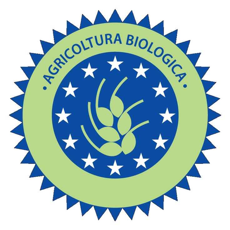 simbolo olio biologico