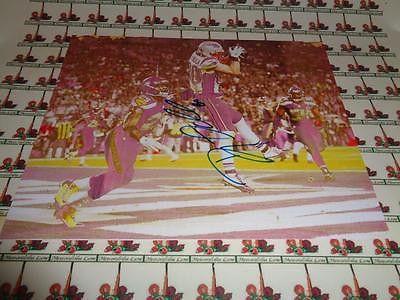 Danny Amendola PATRIOTS autograph 8x10 COA Memorabilia Lane & Promotions