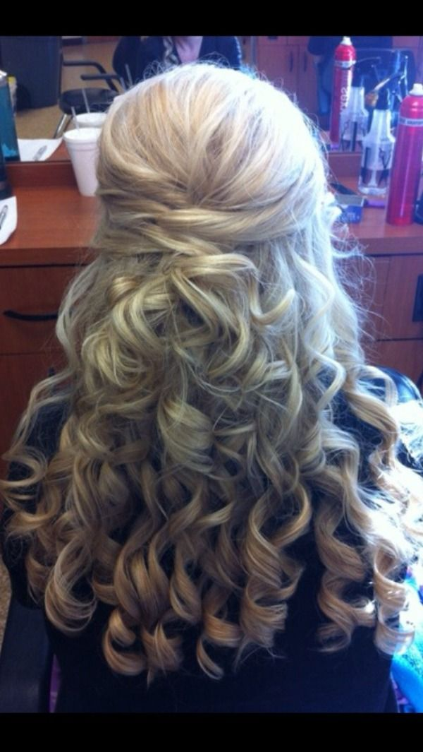 Like the criss cross but want an updo