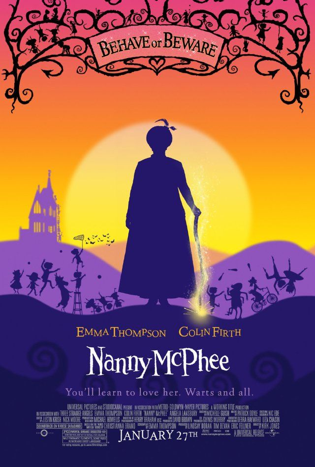 Nanny McPhee (2005) - Pictures, Photos & Images - IMDb  Really cute kiddie movie