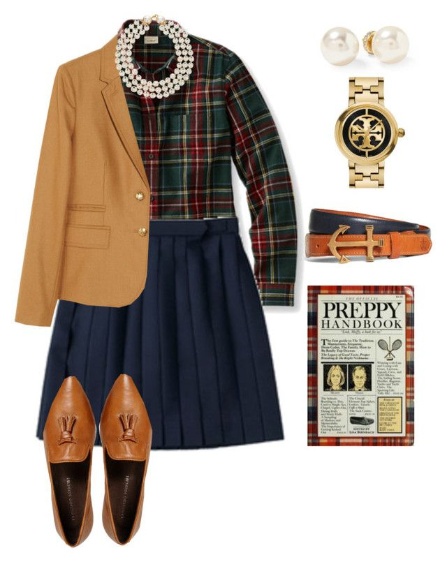 Why am I obsessed with Sarah Vickers? by prepstepkate on Polyvore featuring polyvore, fashion, style, J.Crew, Leonardo Principi, Tory Burch, Chanel, Brooks Brothers, Rebecca Minkoff, clothing, preppy, kjp and sarahvickers