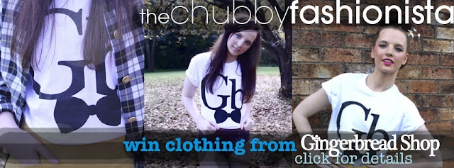 visit www.facebook.com/thechubbyfashionista to enter