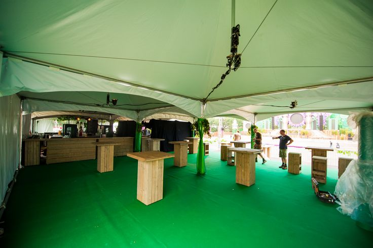 7th Sunday Festival 2014 - Production / Furniture