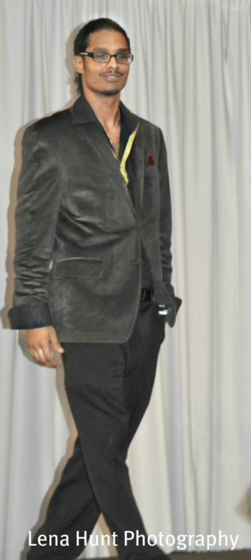 Fashion Designer Troy Anthony helps women to live fearlessly through his fashion designs and image consulting.