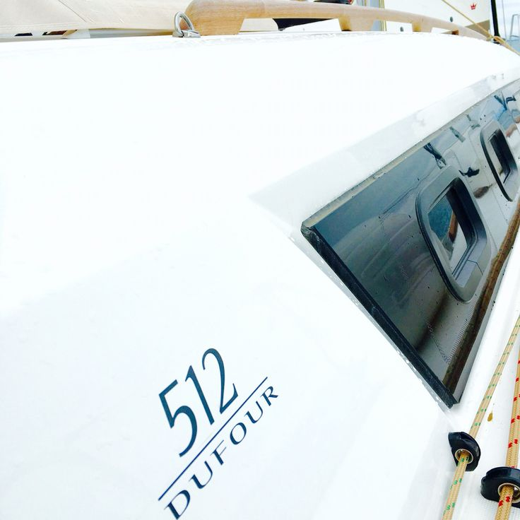 Dufour Yachts 512 Grand Large | Pack Grand Prix - THE DELIVERY | the best range model of our Grand Large! Amazing Boat!