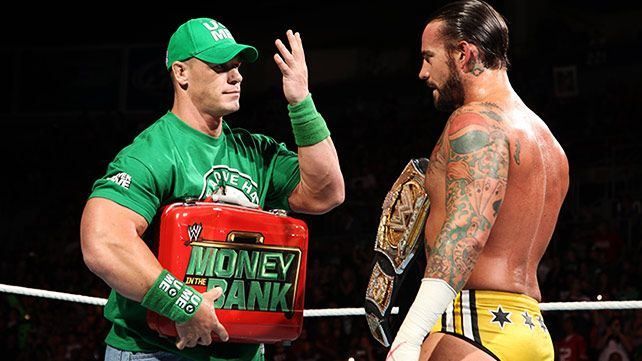 John Cena On The Rock Calling CM Punk, His Past Comments About The Rock